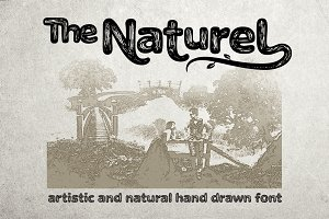 The Naturel Font