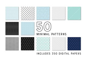 Minimal Pattern Set Volume 1
