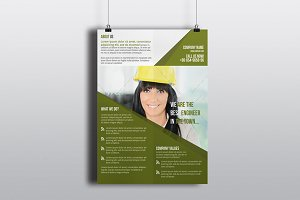 Business Flyer Template V624