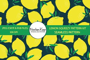 Lemon Squeezy  Kit