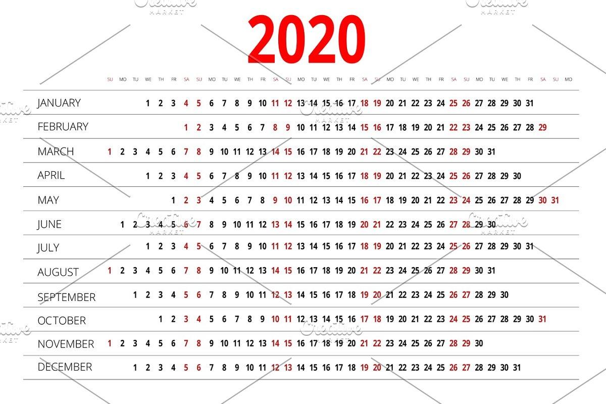 Calendario 202018.Top Five Week 18 2020 Circus