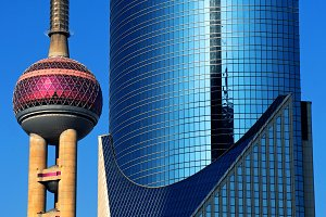 Orient Pearl Tower