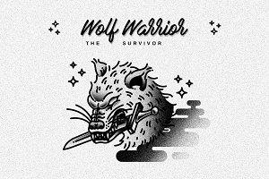 Wolf Warrior :: the survivor