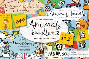 Animals Super Bundle #2
