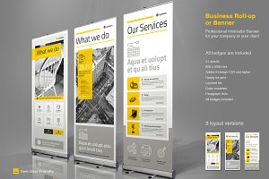 Business Roll-up Vol. 11