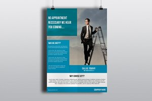 Corporate Flyer Template V625