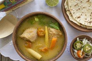 Chicken Soup Nicaragua