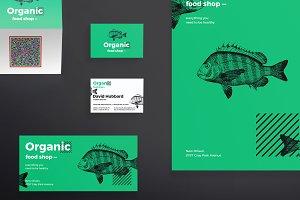 Print Pack | Organic Food Shop