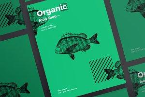 Posters | Organic Food Shop