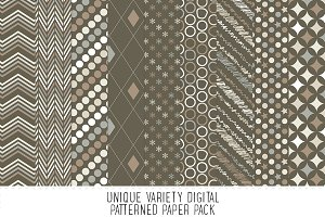 Charlie Mens Pattern Paper Pack