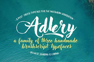 Adlery Pro Font Duo
