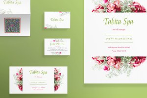 Print Pack | Tabita Spa