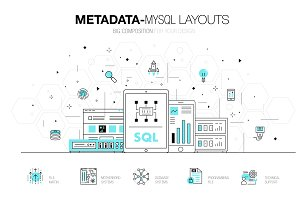 Metadata trendy compositions 7 ps