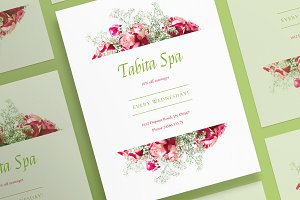 Posters | Tabita Spa