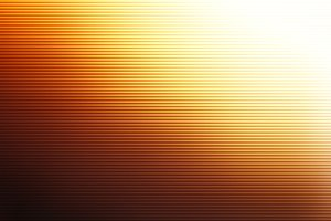 Orange interlaced tv scanlines illustration background