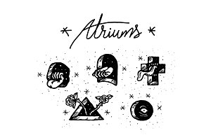 Atriums :: handmade ::