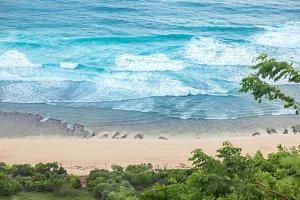 Nyang Nyang beach Bali