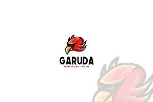 Garuda Logo Template