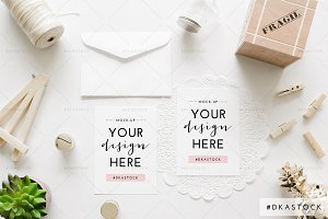 Wedding Invitation Mockup 1