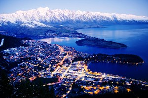 A city in New Zealand