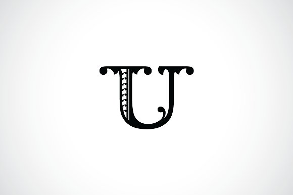 Letter U Logo Template Templates Creative Market