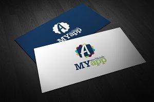 myapp Logo Template