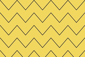 Chevron Shape Pattern