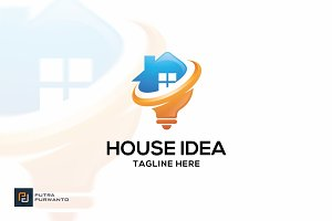 House Idea - Logo Template