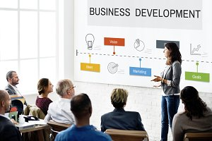 Business Development Success Vision