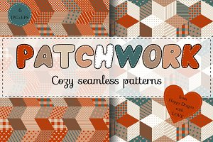 Collection of cozy patchwork