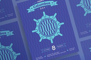 Posters | Columbus Day