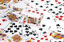 Card casino game