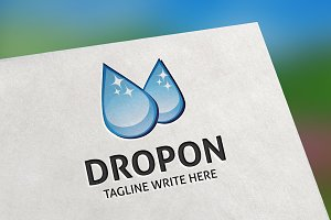 Dropon Logo