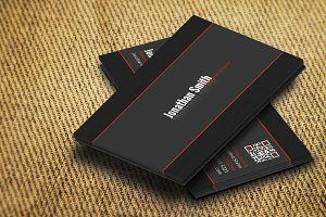 Corporate Business Card SE0281