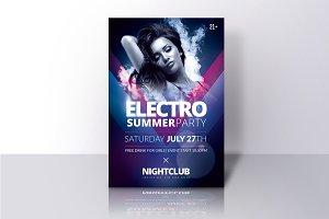 Electro Party - Templates