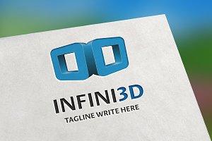 Infini3d Logo