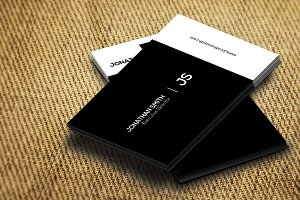 Corporate Business Card SE0287