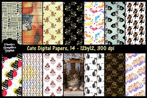 Cats Digital Papers, 14 Papers