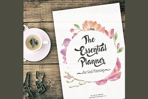The Essential Planner: 5 Pages