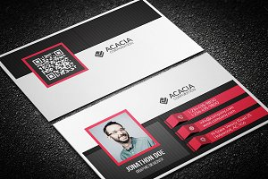 Mrkha Business Card