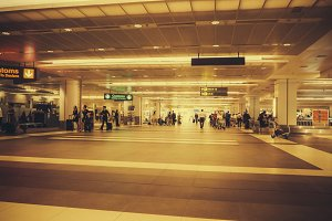 Airport Customs