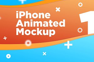 iPhone Animated MockUps
