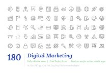 by  in Marketing Icons