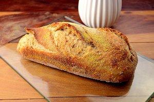 Brioches buns & Sourdough bread