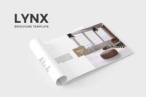 Lynx Brochure Template