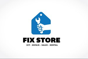Fix Store Logo