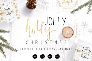 Holly Jolly Christmas Pack