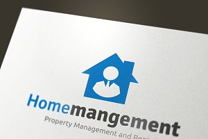 Home Management Logo