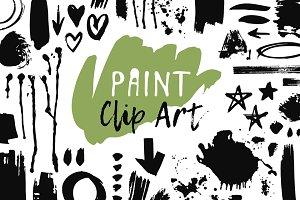 Paint Clip Art