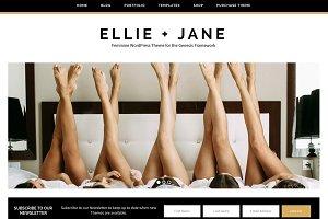 Ellie Jane WordPress Theme